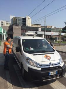 Modena - la LAV trasferisce i macachi verso Semproniano
